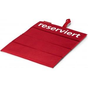 Коврик складной Seatpad red Reisenthel SM3004