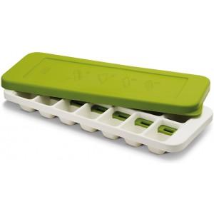 Форма для льда QuickSnap Plus Joseph Joseph 20018 зеленая/белая