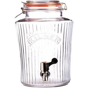 Диспенсер для напитков Vintage 8л Kilner K_0025.766V