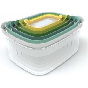 Контейнеры для хранения продуктов Nest 6 Opal  Joseph Joseph 81035