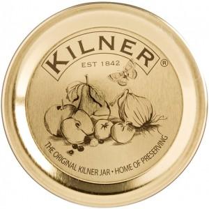 Набор из 12 плоских крышек 10 см Kilner K_0025.396V