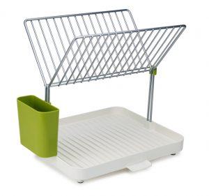 Сушилка для посуды и столовых приборов 2-уровневая со сливом Y-rack 85083