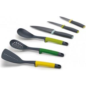 Набор из кухонных инструментов и ножей Elevate Joseph Joseph 10480