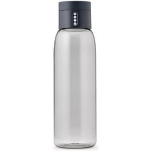 Бутылка для воды Dot 600мл Joseph Joseph 81053 серая