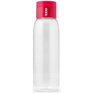 Бутылка для воды Dot 600мл Joseph Joseph 81051 розовая