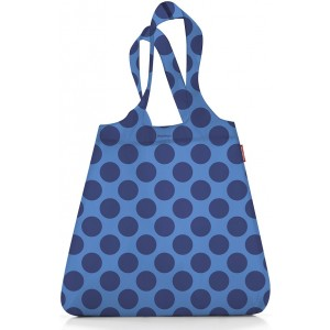 Сумка Mini maxi shopper summer blue dot Reisenthel AT0021bd