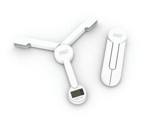 Цифровые складные весы Joseph Joseph Tri Scale 40071 белый