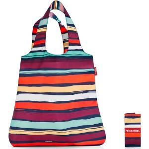 Сумка складная Mini maxi shopper artist stripes Reisenthel AT3058