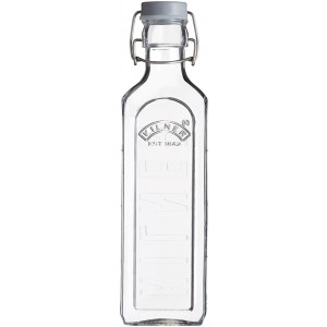 Бутылка Clip Top 0,6 л с мерными делениями Kilner K_0025.006V