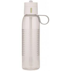 Бутылка для воды Dot Active 750мл Joseph Joseph 81095 белая
