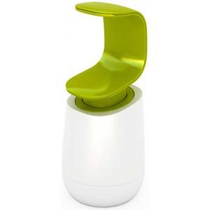 Дозатор для жидкого мыла Joseph Joseph C-pump Soap Dispenser 85053 белый
