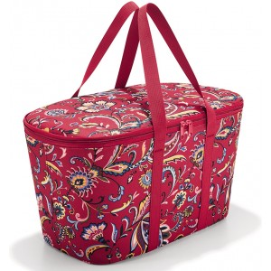Термосумка Coolerbag paisley ruby Reisenthel UH3067
