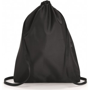 Рюкзак складной Mini maxi sacpack black Reisenthel AU7003