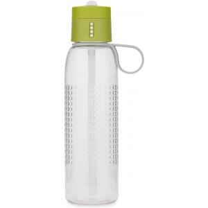 Бутылка для воды Dot Active 750мл Joseph Joseph 81096 зелёная