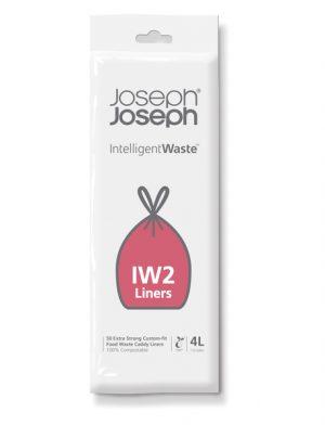 Пакеты для мусора Food waste(50 штук) Joseph Joseph 30007