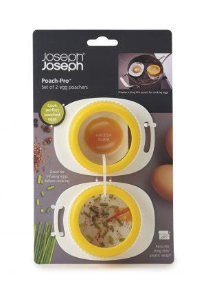 Набор из 2-х форм для приготовления яиц пашот Poach-Pro Joseph Joseph 20113