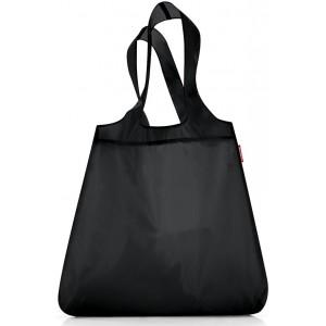 Сумка складная Mini maxi shopper black Reisenthel AT7003